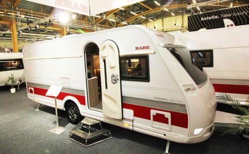 Elmia 2019 – Del 1 – 2020 KABE Royal 560 XL 2020 (Reklame)