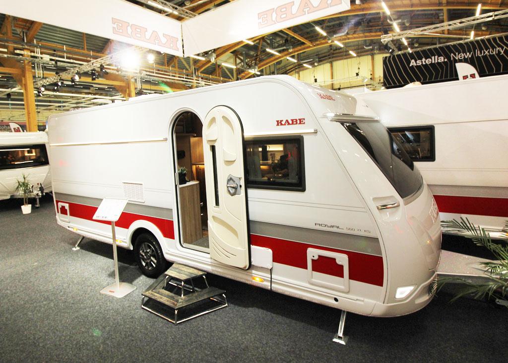 Elmia 2019 - Del 1 – 2020 KABE Royal 560 XL 2020 (Reklame)
