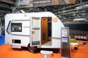 Düsseldorf 2019 – Del 6 – Weinsberg CaraOne 390 PUH