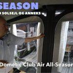 4 All-Season nyheder fra Kampa lufttelte og tilbehør