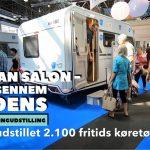 Caravan Salon – Gåtur gennem 12 haller på verdens største campingudstilling