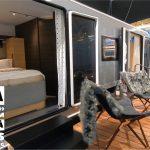 Elmia Husvagn Husbil 2019 – Gåtur gennem hallerne
