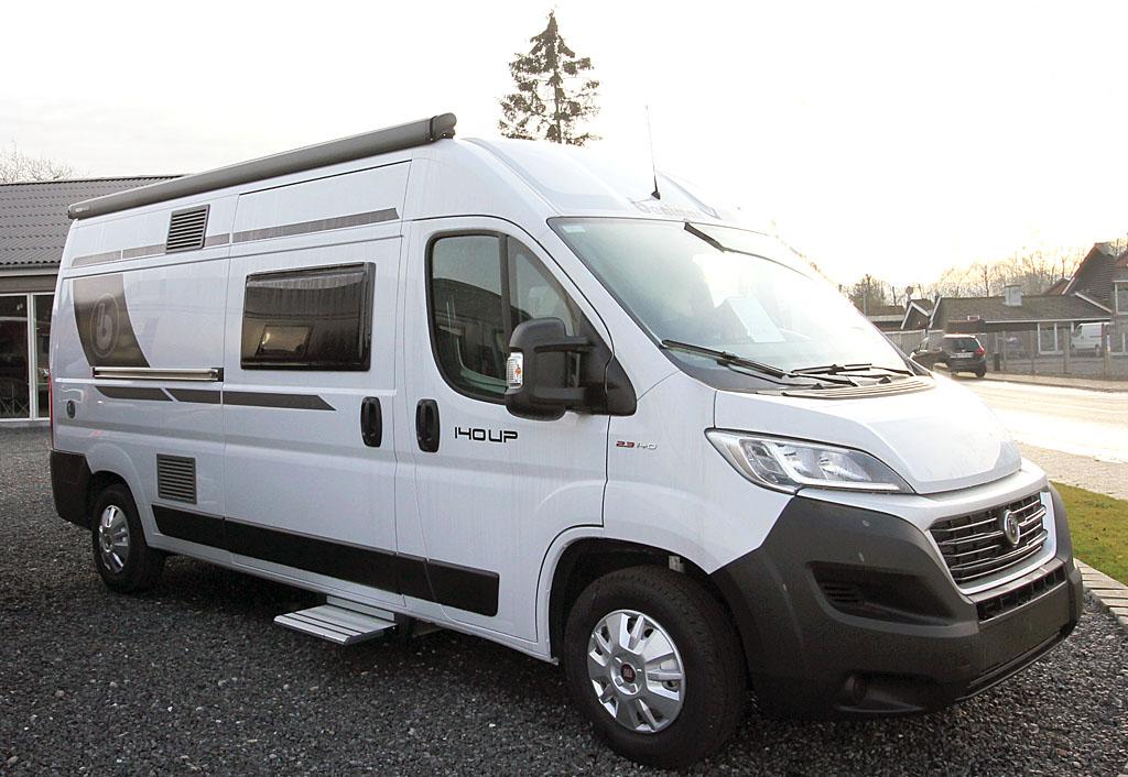 2020 Benimar Benivan 140 UP – Ready to Travel (Reklame)