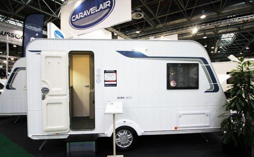 2020 Caravelair Alba 400 Norline – Her er godt at starte (Reklame)