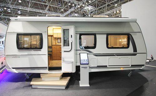 2020 Fendt Opal 515 SG – Masser af plads til to på camping (Reklame)