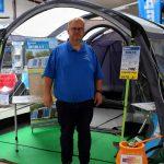 Campingferie besøger Løgstør Caravan Center ApS