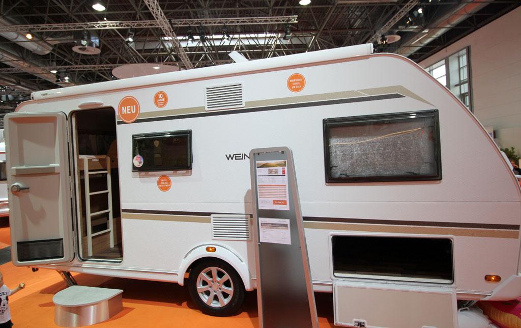 2020 Weinsberg CaraOne 480 QDK – Et godt sted at starte for nye familiecampister (Reklame)