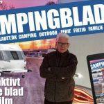 Årets første og eneste gratis campingblad med film i bladet er udkommet