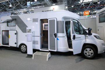 2020 Sun Living S 75 SL – Masser af autocamper for 4 – 6 personer