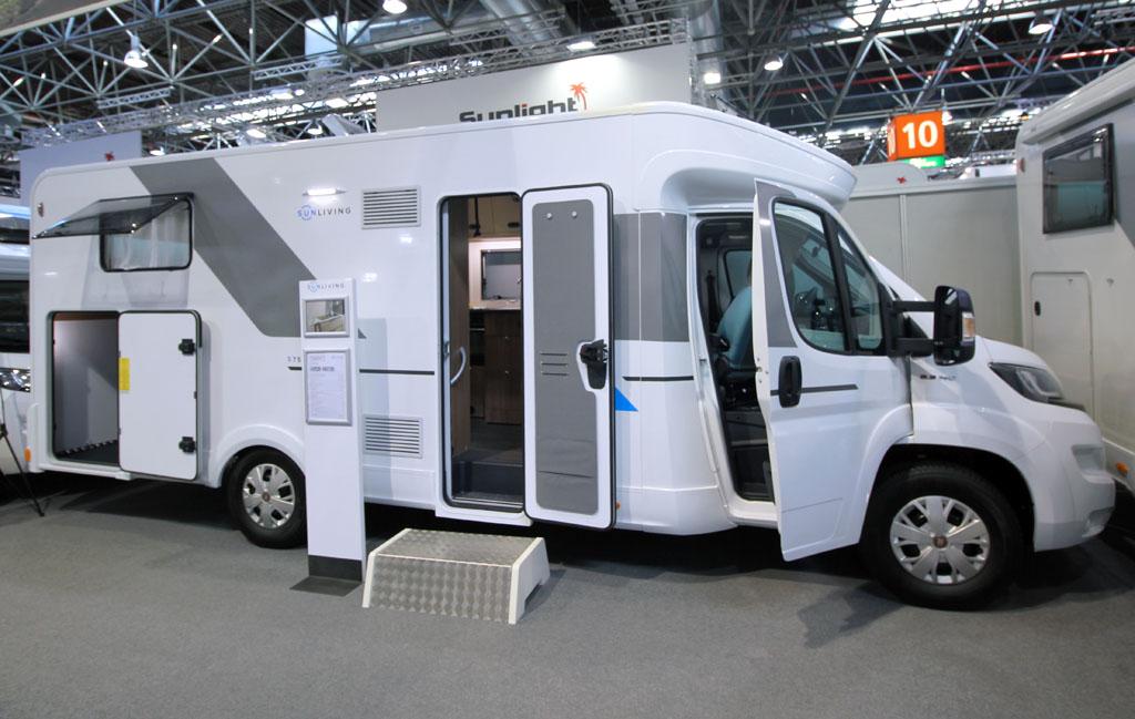2020 Sun Living S 75 SL – Masser af autocamper for 4 – 6 personer (Reklame)