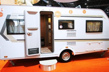 Weinsberg CaraOne 480 EU – God plads for to på camping