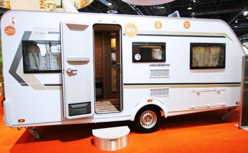 Weinsberg CaraOne 480 EU – God plads for to på camping (Reklame)