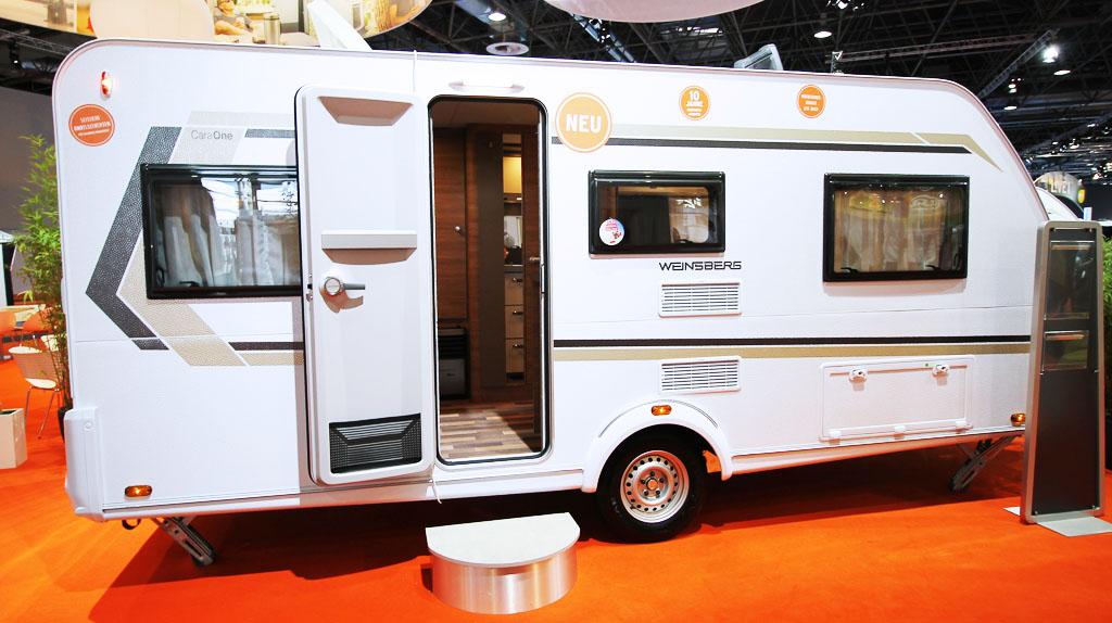 Weinsberg CaraOne 480 EU – God plads for to på camping (Reklame)