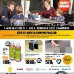Danmarks største campingplads messe – Gratis adgang – 1. + 2. februar 2020 (Reklame)