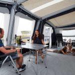 Isabella AIR lufttelt – Kåret til bedste fortelt i England (Reklame)