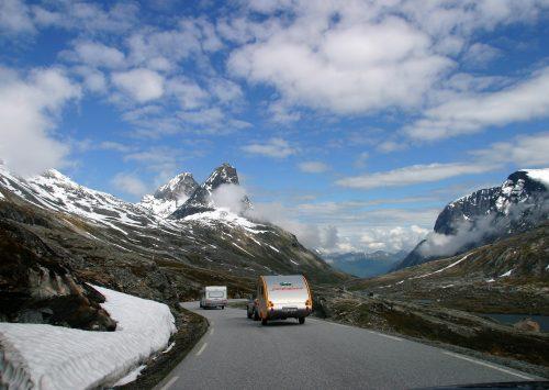 Nordkapp 2004 sommertur (Reklame)
