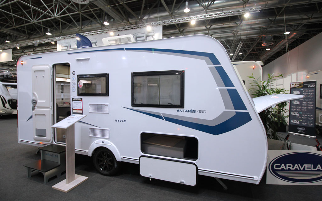 Ferie For Alle 2020 – Del 6 – 2020 Caravelair Antares Style 450 (Reklame)