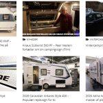 Få et samlet overblik over campingvogne og udstyr fra årgang 2020 (Reklame)