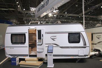 2020 Fendt Bianco Selection 465 SFB – Klassisk rejsevogn i 5 m klassen