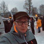 Vintercamping i Østrig – Del 3 – På tur i kreaturvognen