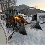 Vintercamping i Østrig – del 7 – Peers Knaus klarede vintertesten i -15 graders frost