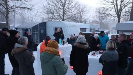 Vintercamping i Østrig – Del 2