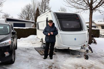 Vintercamping i Østrig – del 5 – Worferlgut Sportscamp