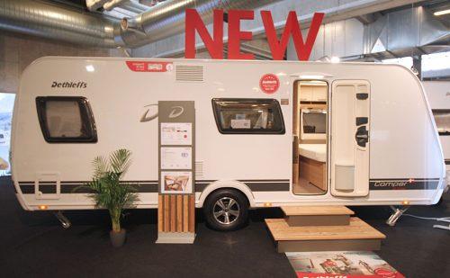 Ferie For Alle 2020 – Del 13 – 2020 Dethleffs Camper 540 QMK D-Line (Reklame)