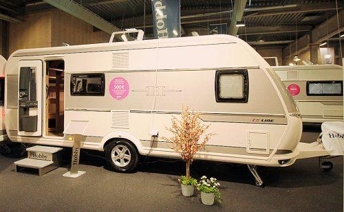 Ferie For Alle 2020 – Del 11 – Hobby De Luxe 560 KMFe DK Line (Reklame)