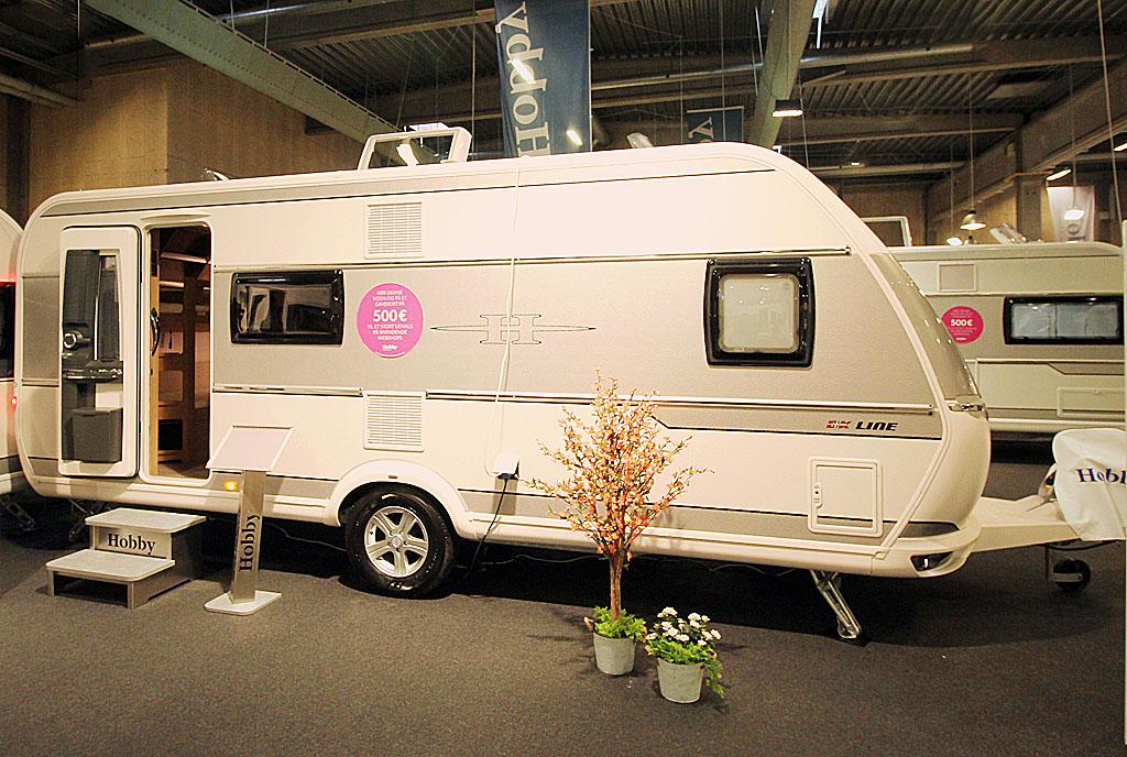 Ferie For Alle 2020 - Del 11 - Hobby De Luxe 560 KMFe DK Line (Reklame)