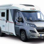 2020 LMC Van 643 G – 65 års jubilæumsmodel (Reklame)