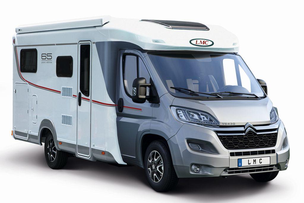 2020 LMC Van 643 G - 65 års jubilæumsmodel (Reklame)