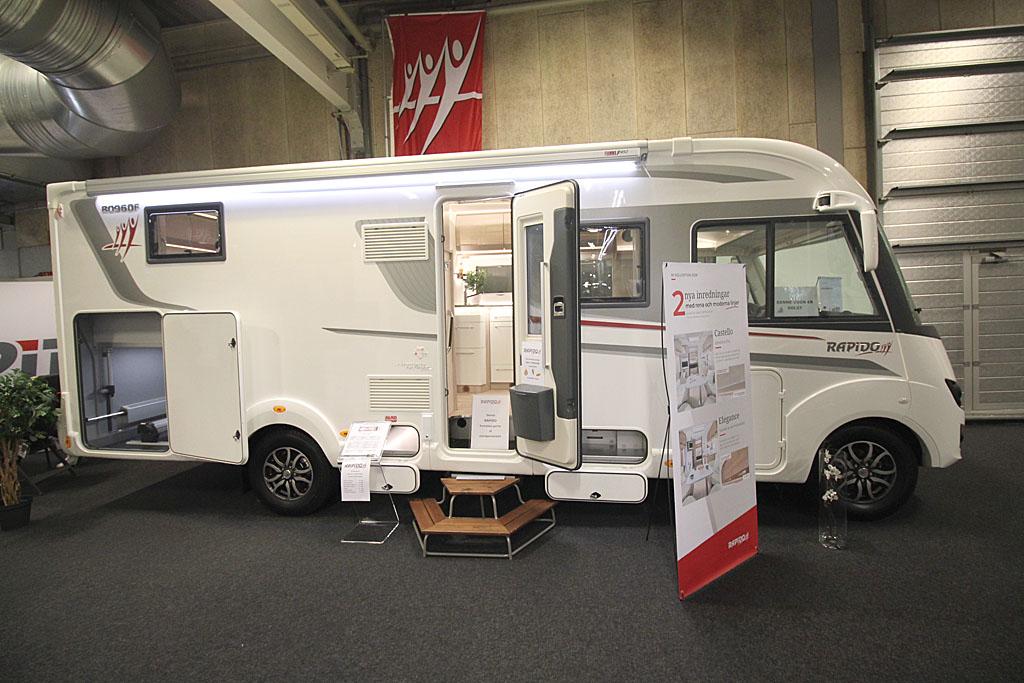 2020 Rapido 8096 dF Premium Edition – Med fransk luksus og charme (Reklame)