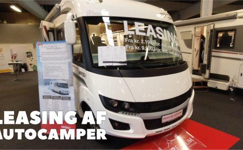 Rapido autocampere (2020 model) – Køb eller leasing