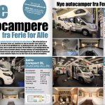 Nye autocampere (Reklame)