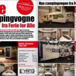 12 Nye campingvogne – 6 nye og 6 kendte (Reklame)