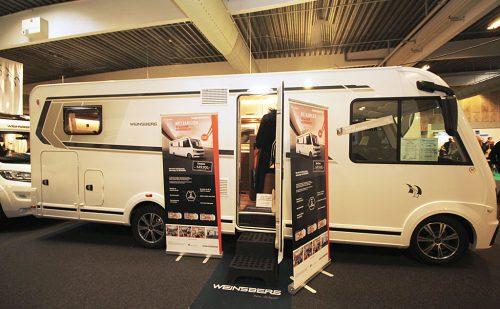 2020 Weinsberg CaraCore 700 MEG – Ny, helintegreret og allerede meget populær (Reklame)