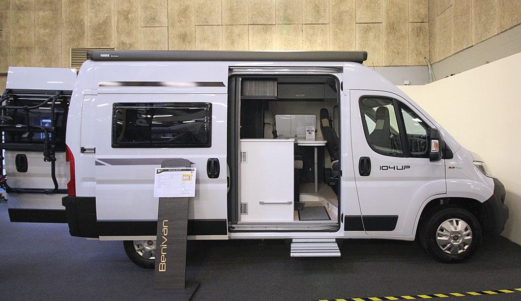 2020 Benimar Benivan 104 UP – Ret omfattende standardudstyr (Reklame)