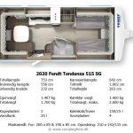 2020 Fendt Tendenza 515 SG – Eftertragtet soveværelse (Reklame)