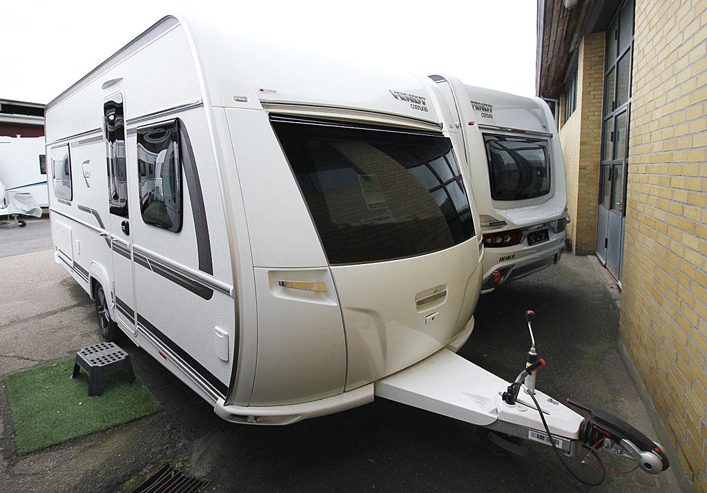 2020 Fendt Opal 465 SFH – Masser af plads til to på camping (Reklame)