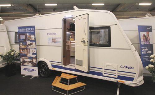 2020 Polar Original 590 TR LB – Velegnet til de gode campingliv (Reklame)