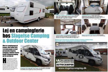 Lej en campingferie i campingvogn eller autocamper