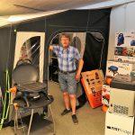 Populært udstyr til campingferien fra Fredensborg Camping Center