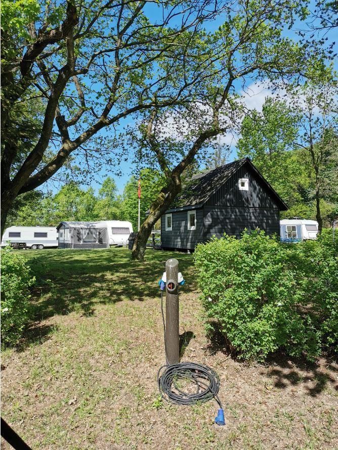 God service og smuk natur er en god blanding - besøg Auning Camping - Djurslands perle (Reklame)