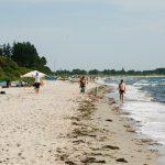 Drejby Strand camping – Beliggende på Als i Sønderjylland