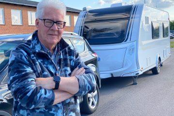 Campingtur til Nordjylland med Peer Neslein – del 1