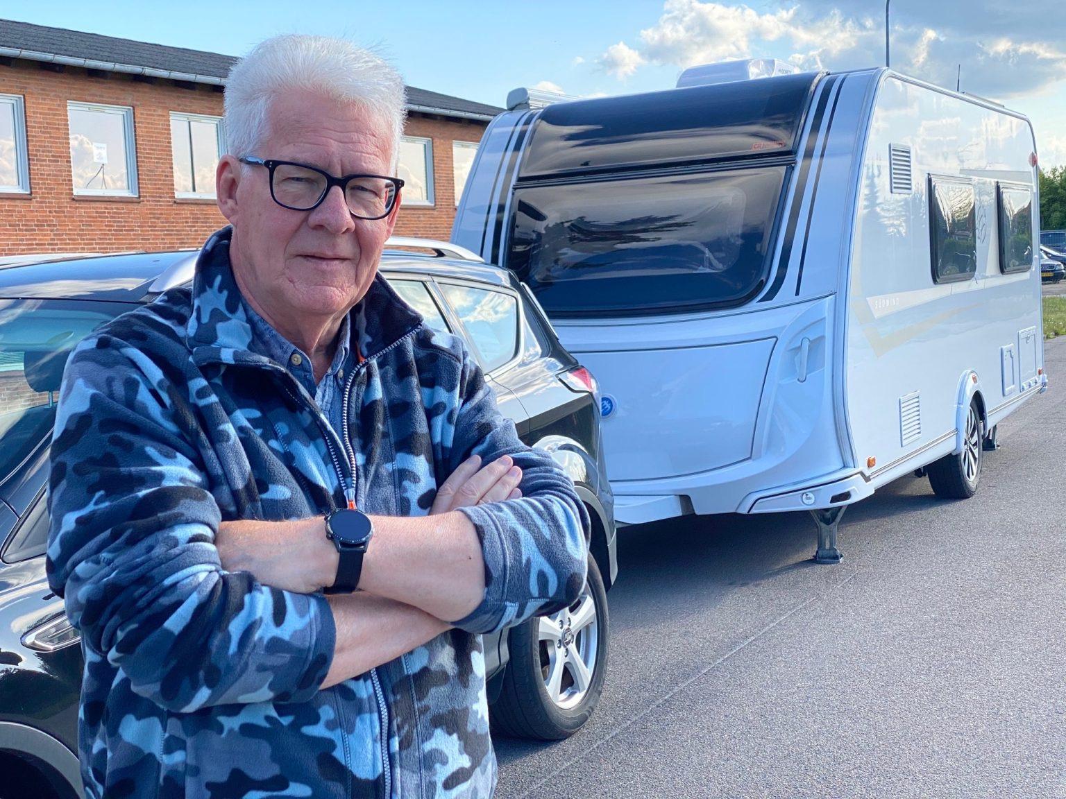 Campingtur til Nordjylland med Peer Neslein - del 1