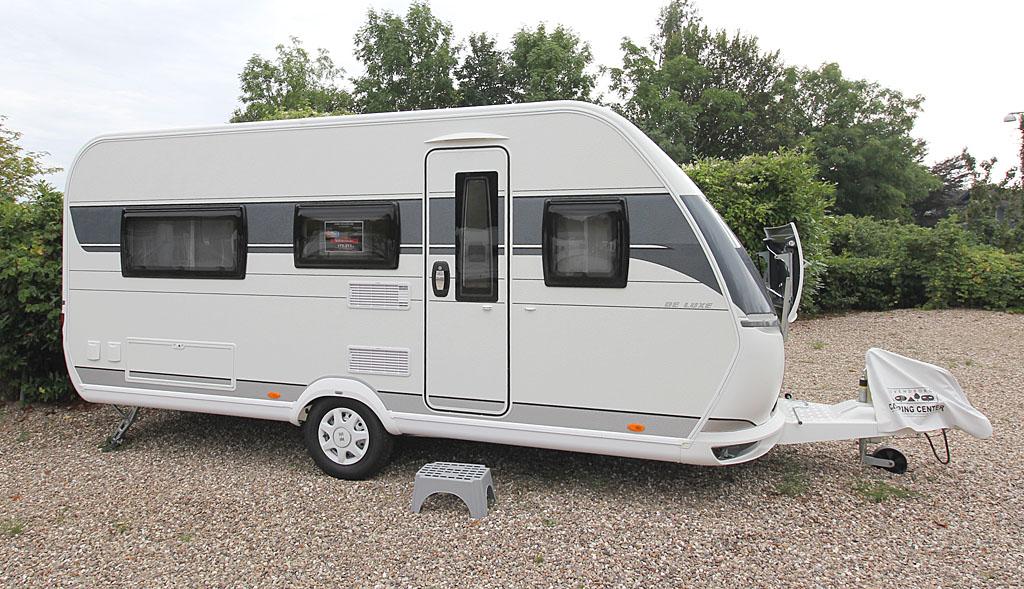 2021 Hobby De Luxe 460 LU – Dejlig egoistvogn for to (Reklame)