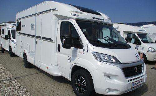 Sommerkampagne på Weinsberg autocampere – spar kr. 56.605