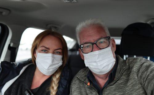 Danmark Rundt Langs Kysten – del 2 + film